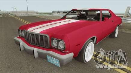Ford Gran Torino 1974 MQ pour GTA San Andreas