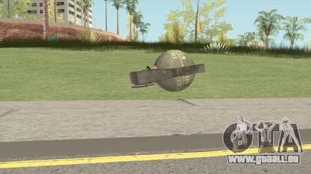 Insurgency MIC M67 Grenade pour GTA San Andreas