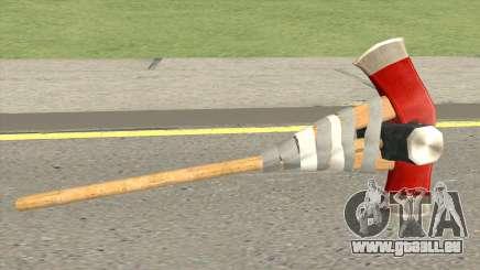 Fire Axe MQ pour GTA San Andreas