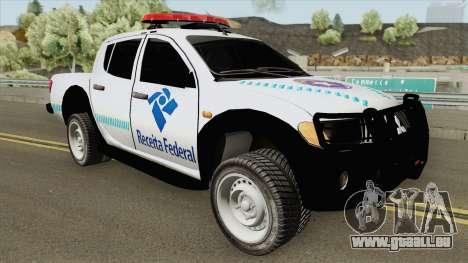 Mitsubishi L200 Receita Federal pour GTA San Andreas