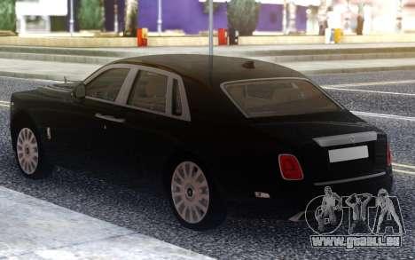2018 Rolls-Royce Phantom pour GTA San Andreas
