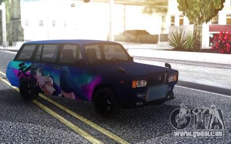 VAZ 2104 Itasha pour GTA San Andreas