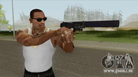 SR1M Pistol Suppressed pour GTA San Andreas