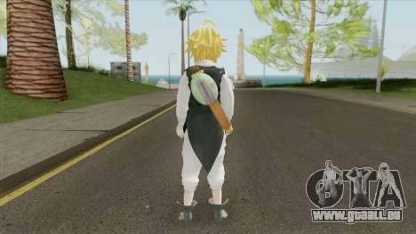 Meliodas (Nanatzu No Taizai) für GTA San Andreas