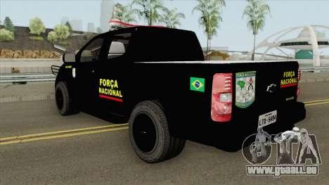 Chevrolet S-10 Forca Nacional pour GTA San Andreas