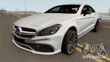 Mercedes-Benz CLS 63 AMG S pour GTA San Andreas