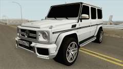 Mercedes-Benz G63 AMG Bulkin für GTA San Andreas