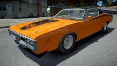 Dodge Charger Super Bee 1971 pour GTA 4