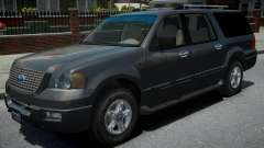 Ford Expedition EL 2006 pour GTA 4