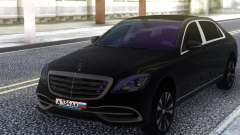 2018 Mercedes-Benz S-Class Maybach pour GTA San Andreas