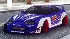 Toyota Supra Rocket Bunny Sport für GTA San Andreas