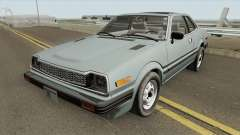 Honda Prelude 1.8l 1980 (US-Spec)