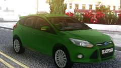 Ford Focus 3 Hatchback pour GTA San Andreas