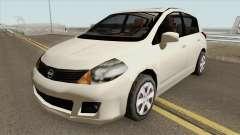 Nissan Tiida (SA Style) pour GTA San Andreas