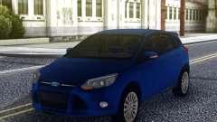 Ford Focus Hatchback Indigo für GTA San Andreas