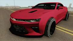 Chevrolet Camaro SS 2017 (SA Style) für GTA San Andreas