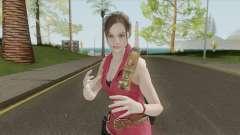 Claire Redfield Classic Suit RE2 Remake pour GTA San Andreas