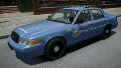 Ford Crown Victoria US NAVY Military Police