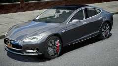Tesla Model S P90D 2016
