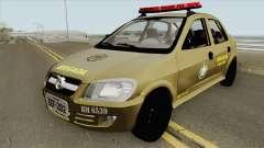 Chevrolet Prisma Brazilian Police