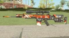 CS-GO SCAR-20 (Bloodsport Skin)