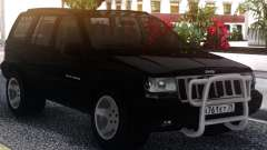 Jeep Grand Cherokee Pacha Pala pour GTA San Andreas