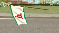 Ingushetia Flag pour GTA San Andreas