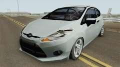 Ford Fiesta 2010 (SA Style) pour GTA San Andreas