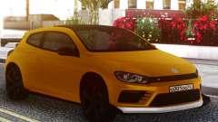 Volkswagen Scirocco GT Yellow