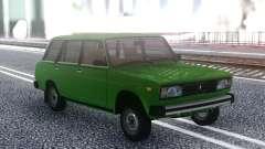 VAZ 2104 Vert pour GTA San Andreas
