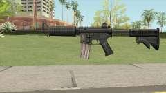 M4A1 HQ Skin GTA IV