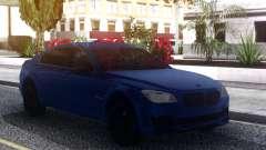 BMW 750Li CLR LUMMA pour GTA San Andreas