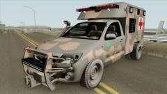 Toyota Hilux 2015 Ambulance
