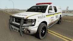 Nissan Frontier Brazilian Police (Dirty)