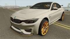 BMW M4 GTS 2016 für GTA San Andreas
