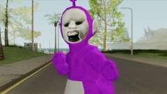 Slendytubbies 3 Tinky Winky Skin pour GTA San Andreas