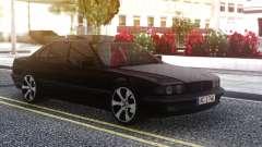 BMW 740i E38 BLACK