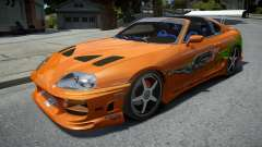 Toyota Supra Fast and the Furious