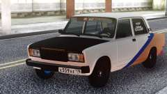 VAZ 2107 Sport Tuning pour GTA San Andreas