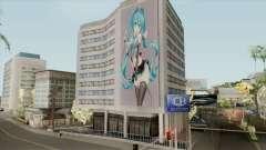 Graffiti Hatsune Miku