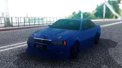 Toyota Chaser Blue Sedan pour GTA San Andreas