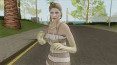 Female Random Skin 2 From GTA V Online für GTA San Andreas