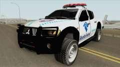 Mitsubishi L200 Receita Federal für GTA San Andreas