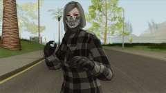 Female Random Skin From GTA V Online für GTA San Andreas