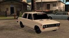 VAZ 2106 BPAN Classic für GTA San Andreas