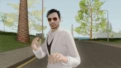 Male Random Skin 2 From GTA V Online pour GTA San Andreas