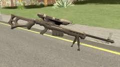 KSR-29 Sniper Rifle New pour GTA San Andreas