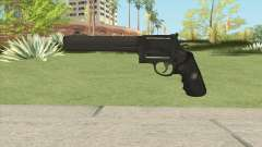 Smith and Wesson Model 500 Revolver Blackhawk pour GTA San Andreas