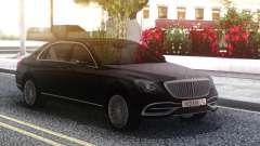 Mercedes-Benz Maybach Sedan pour GTA San Andreas