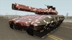 Khanjali With Digital Camouflage Livery V2